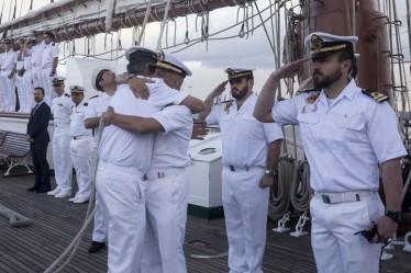 Bienvenido al Juan Sebastián de Elcano