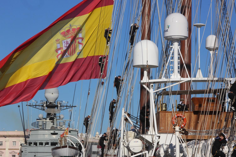 LA VOZ vuelve a embarcar en el Juan Sebastián de Elcano